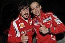 Rossi-Rosso: ecco le prime foto!