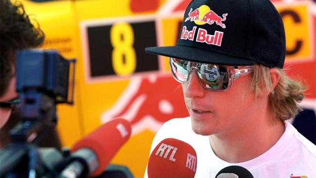 10 gare per Räikkönen nel Mondiale 2011
