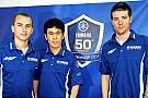 Yamaha celebra i suoi 50 anni nel Mondiale