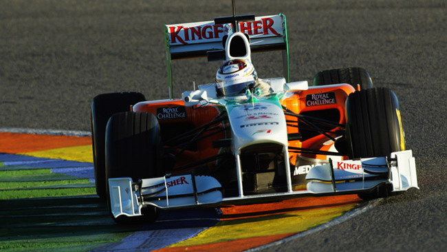 Force India rinnova la partnership tecnica con McLaren