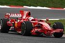 Test con la Ferrari per il campione e il miglior rookie