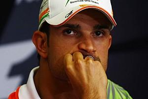 Formula 1 Ultime notizie Liuzzi confida nel potenziale della HRT