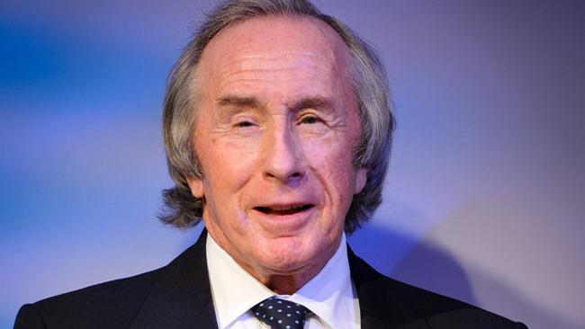 Jackie Stewart è già stato dimesso