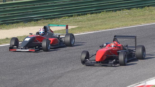 Nei test di Imola svetta Jules Bianchi