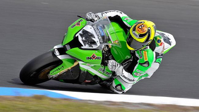 Rolfo entusiasta del debutto sulla Kawasaki