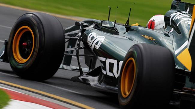 Road show in Malesia per il Team Lotus