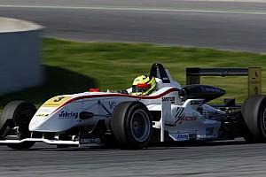 F3 Ultime notizie Melker svetta nelle libere a Le Castellet