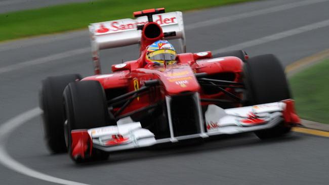 Alonso vuole tirare fuori tutto il potenziale della Ferrari