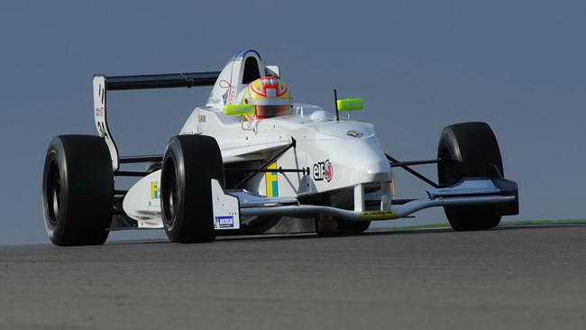 Robin Frijns fa sua la pole a Spa-Francorchamps