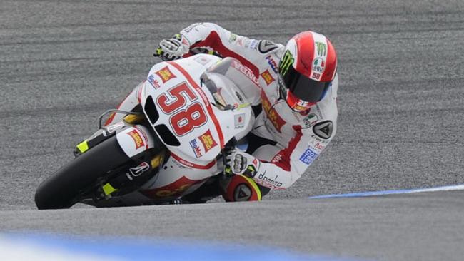 Simoncelli svetta nei test collettivi di Estoril