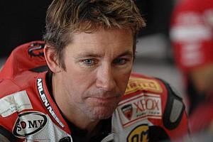 WSBK Ultime notizie Troy Bayliss istruttore per il Ducati Riding Experience