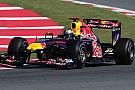 Barcellona, Libere 3: arriva la zampata di Vettel