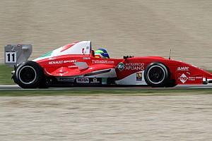 Formula Renault Ultime notizie Menchini al top nella prima sessione di libere