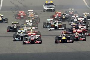 Formula 1 Ultime notizie 21 gare nel calendario 2012 provvisorio
