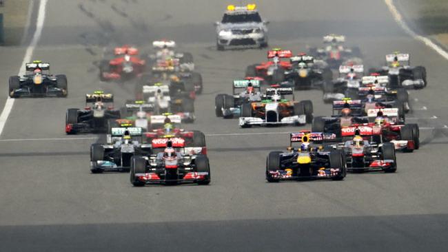 21 gare nel calendario 2012 provvisorio