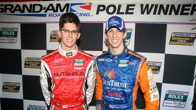 I fratelli Taylor dominano le qualifiche a Watkins Glen