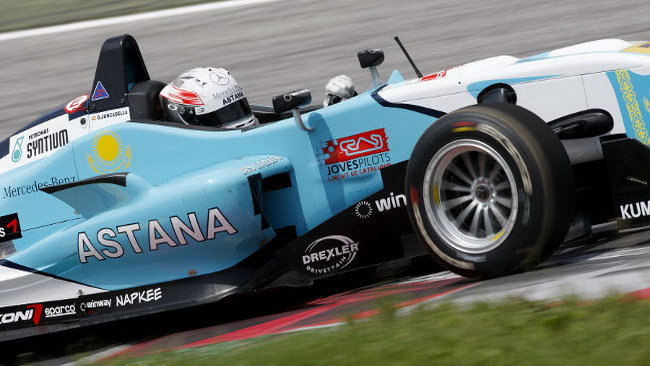 Vittoria mai in discussione per Daniel Juncadella