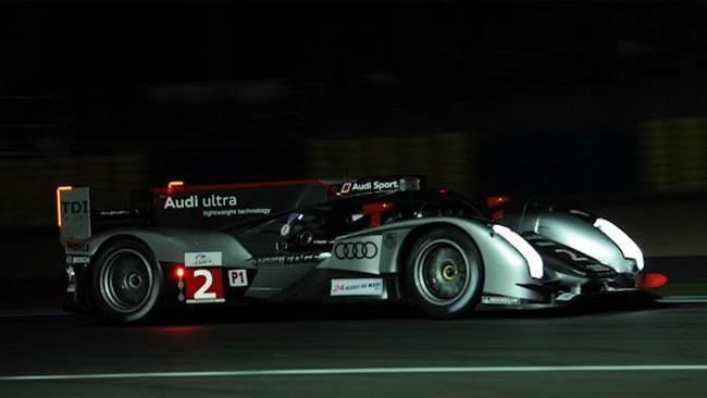 Prima fila tutta Audi alla 24 Ore di Le Mans!