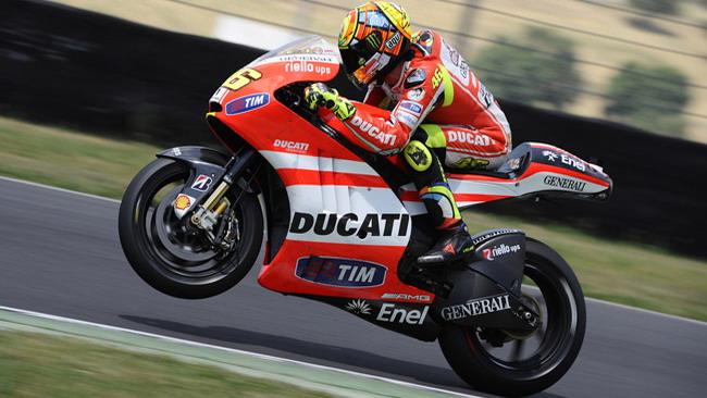 La Ducati sfida lo spirito del regolamento?