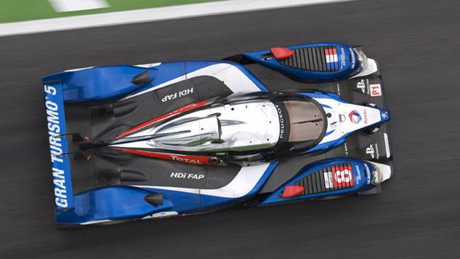 Davidson porta la Peugeot in pole alla 6 Ore di Imola