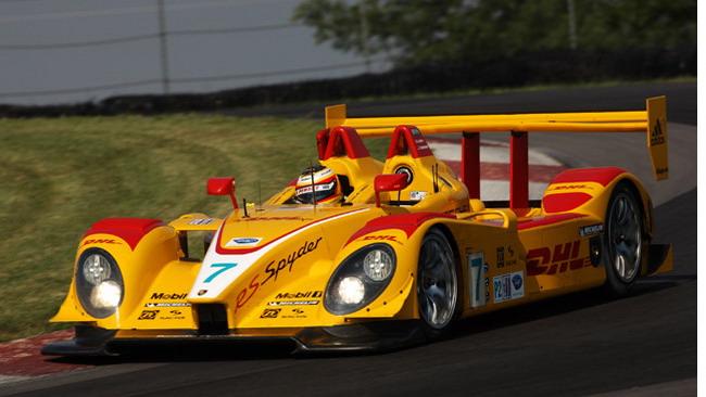 Operazione Porsche LMP1 insieme al team Penske?