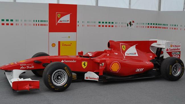 Marc Gené prepara il Roadshow Ferrari di Rotterdam