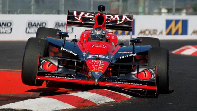 Andretti punta sui motori Chevrolet per il 2012