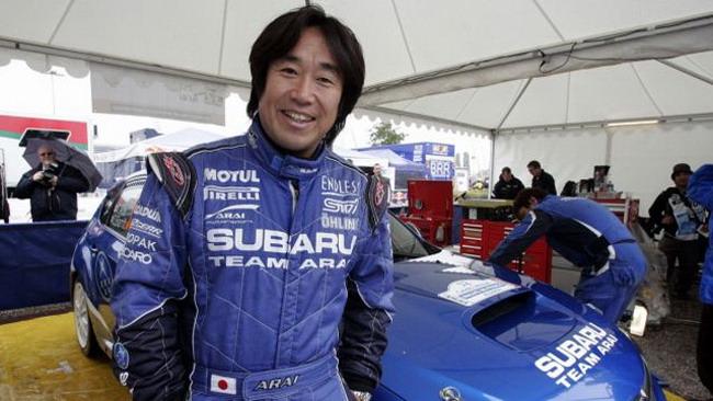 Toshi Arai debutta a Suzuka con una Chevrolet