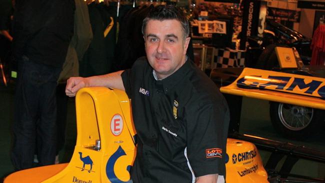 Martin Donnelly commissario FIA in Corea