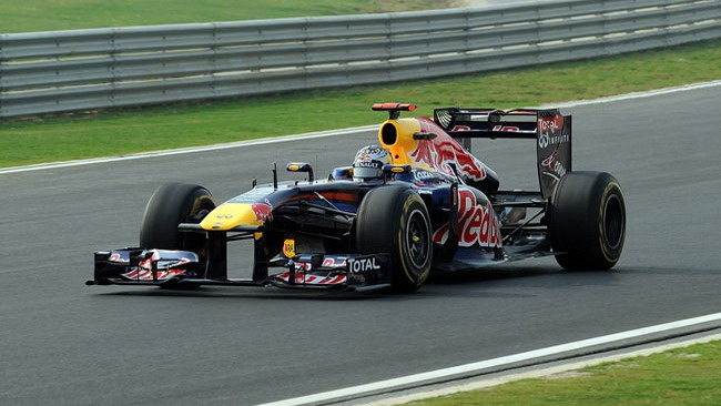 Buddh, Libere 3: Vettel torna in cima alla classifica