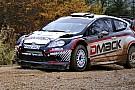 Le gomme DMACK debuttano su una WRC