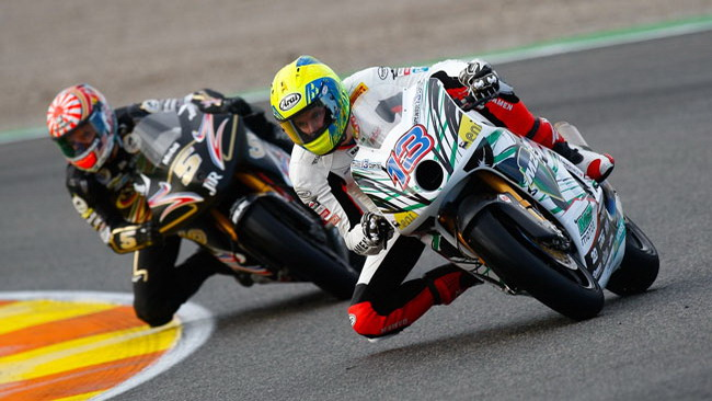 Conclusi i test di Moto2 e Moto3 a Valencia