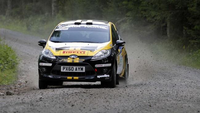 Craig Breen è il campione della WRC Academy