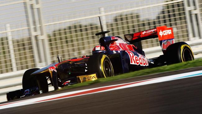 Esordio convincente per Ceccon sulla Toro Rosso