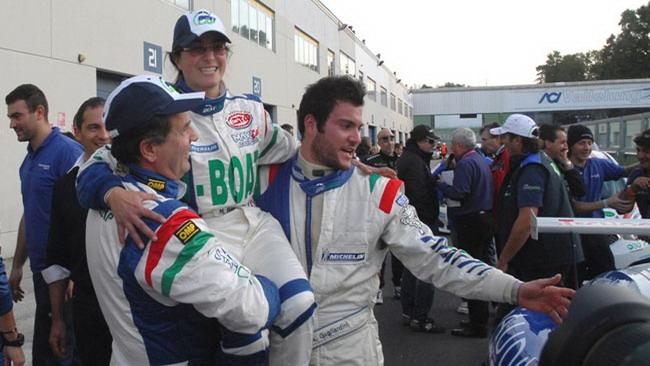 Giro d'Italia  2012: Pitorri ha un pensiero stupendo