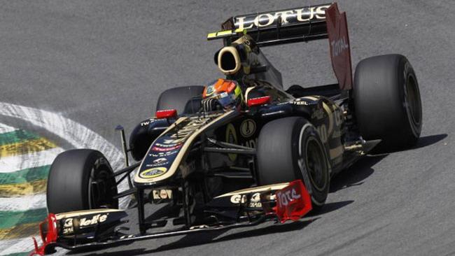 Grosjean spera ancora nella Lotus Renault