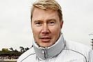 Hakkinen torna su una Mercedes DTM per un test