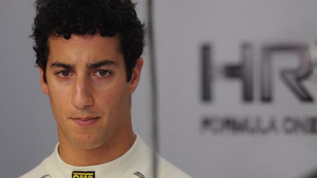 Ricciardo spera ancora di rubare il posto a Trulli