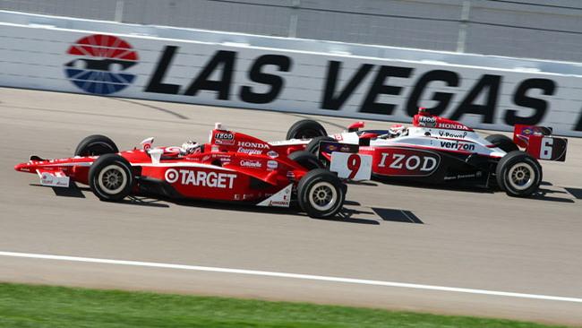 La Indycar ha deciso: no a Las Vegas nel 2012