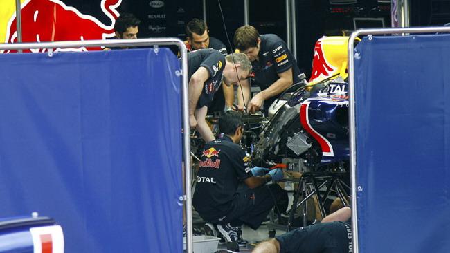 Il 5 febbraio potrebbe essere svelata la Red Bull RB8