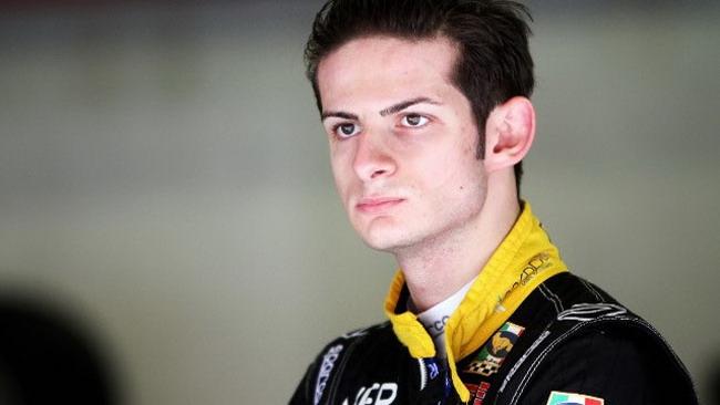 Alex Fontana pensa alla Formula 2 per il 2012