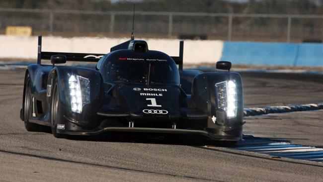 Ecco la entry list della 24 Ore di Le Mans 2012