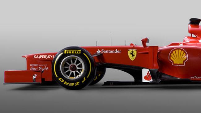 Ferrari prolunga con il Banco Santander fino al 2017