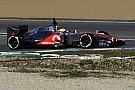 Hamilton soddisfatto dell'esordio sulla MP4-27