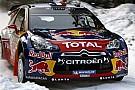 Svezia, PS6: Prima PS per Loeb, Latvala si riavvicina