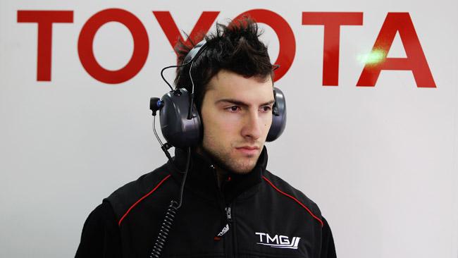 Caldarelli pilota ufficiale Toyota nel Super GT