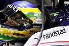Barcellona, Day 2, Ore 15: Senna rileva Maldonado