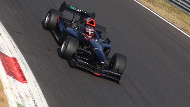Test Monza: Campana chiude al comando