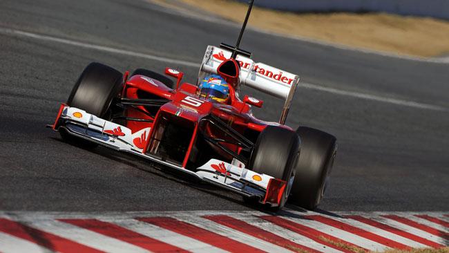 Barcellona, Day 4, Ore 11: Alonso suona la carica