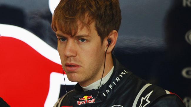 Barcellona, Day 4, Ore 16: Vettel ancora fermo ai box